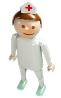 Medico Playmobil